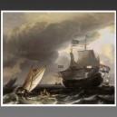 Ludolf Backhuysen, 1631-1708