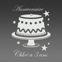 Etoiles + gâteau