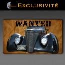 Plaque Roadster noir2