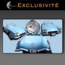 Plaque Chevrolet