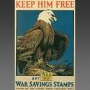 Charles Livingston Bull, 1918 - affiche poster avion