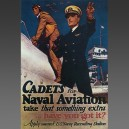 McClelland Barclay - affiche poster avion