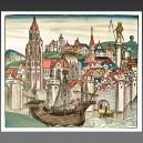 Carrack Italien, 1493