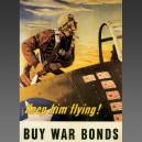 George Schreiber, 1942 - Affiche posters aviation