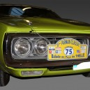 Rallye, numérotée, 420 x 190 mm