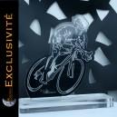 Trophée cyclisme, course cycliste, anneau de vitesse, tour de France
