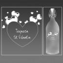 Bouteille anti-fuite, carafe, verrerie, vase