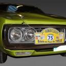Rallye, numérotée, 350 x 158 mm