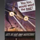 J. Howard Miller - Affiche posters aviation