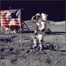 Eugene A. Cernan, Apollo 17, 1972