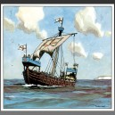 Bateau de guerre, voilier