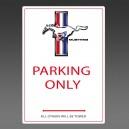 Parking Mustang